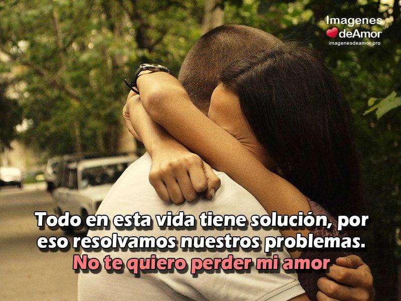 Imágenes De Enamorados Con Frases Amor No Te Quiero Perder