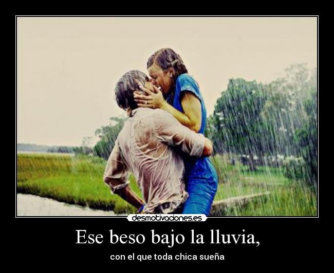 Imágenes De Amor Bajo La Lluvia Imagenes De Amor Para