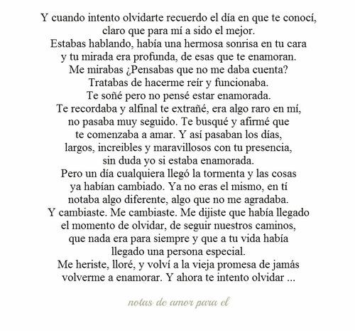 Imágenes De Amor Tumblr Con Texto En Español Imagenes De
