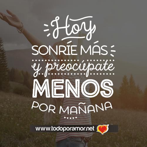 Imágenes Con Frases Positivas Y Alegres Imagenes De Amor