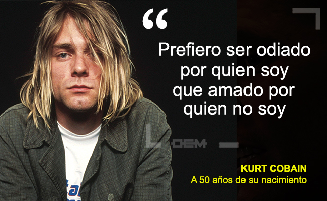 Imágenes De Frases De Kurt Cobain Imagenes De Amor Para